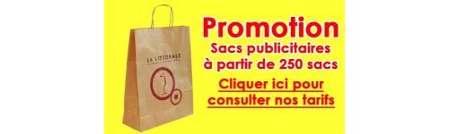 Promo : sacs publicitaires